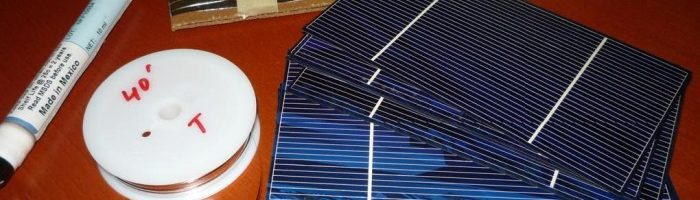 Как подключать солнечные батареи