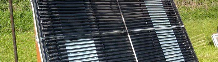 Изготовление воздушного солнечного коллектора своими руками?