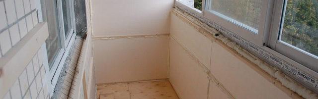 Как утеплить пенопластом балкон - методы и советы.