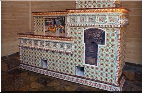 Ввиду того что русские печи вновь вошли в моду, их можно встретить во многих домах. И если их сочетать с дизайнерскими решениями получится настоящий шедевр.