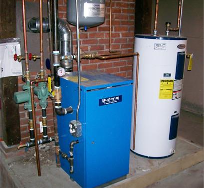 Для того, чтобы установить напольный газовый котел, необходимо специальное помещение для него.