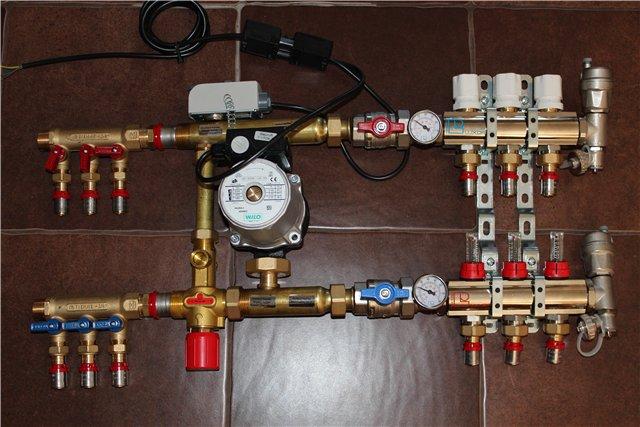 Система обеспечения частного дома водой