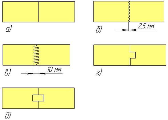 Схема скрепление пенополистирола с фанерой.