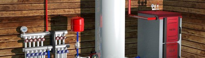 Отопление частного дома котел на твердом топливе  477