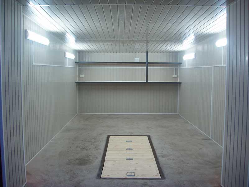 Внешняя и внутренняя отделка гаража (фото): чем обшить ...