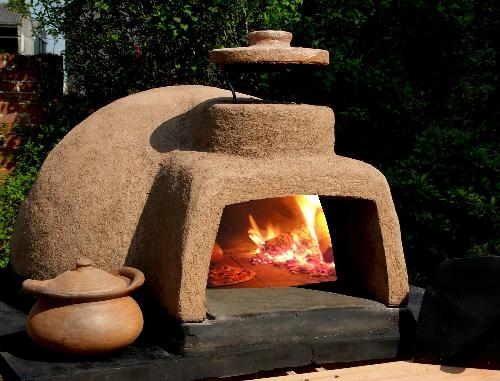 Помпейская печь.