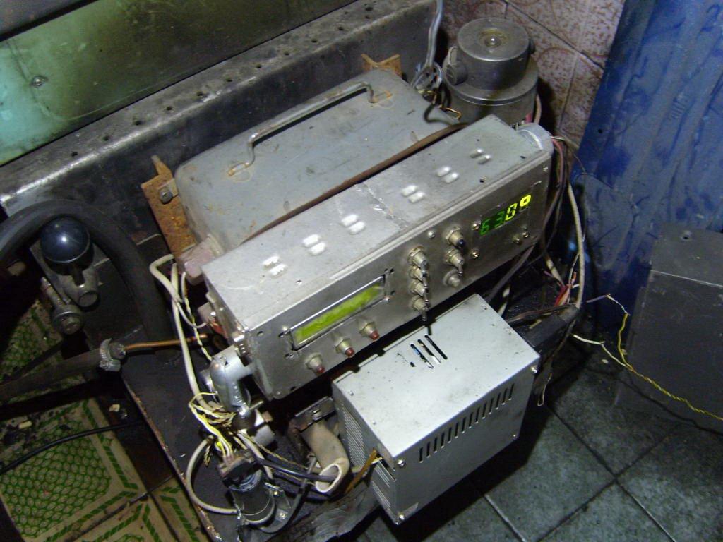 схема узла управления отопления со счетчиком взлет