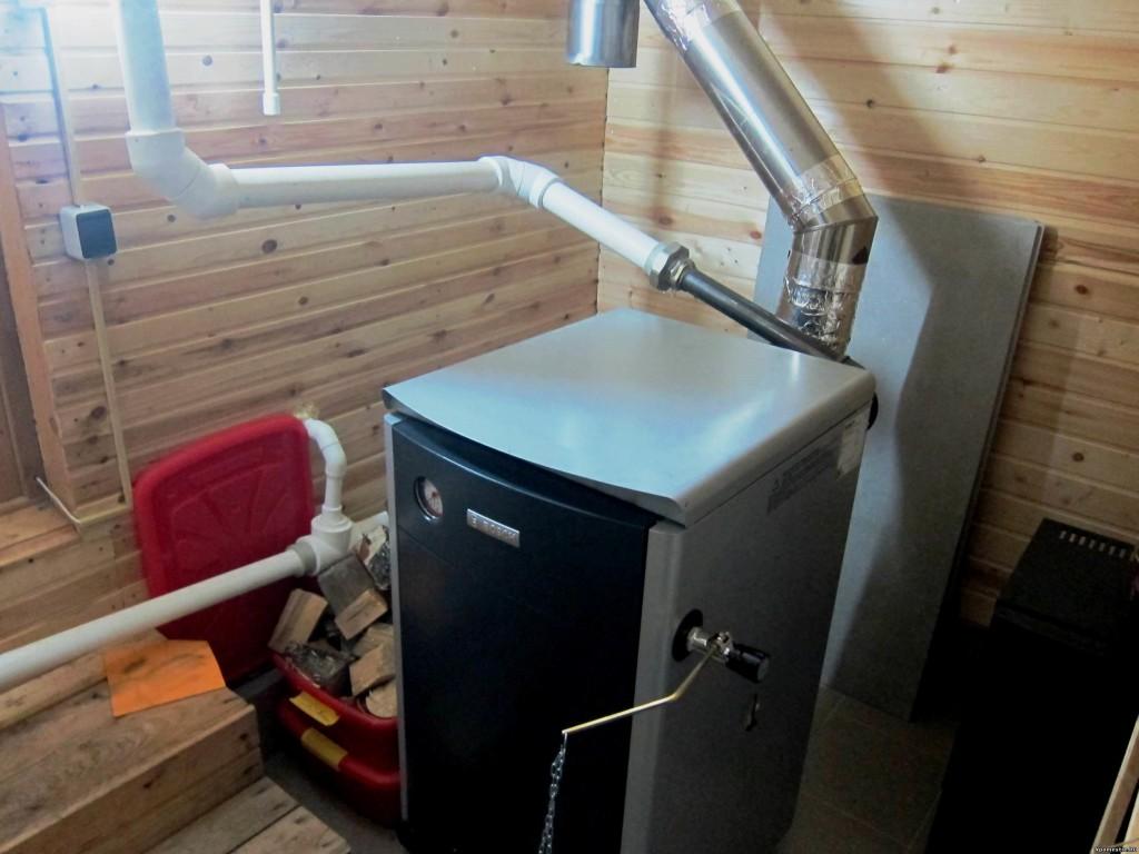 Отопление частного дома своими руками дровяной котел