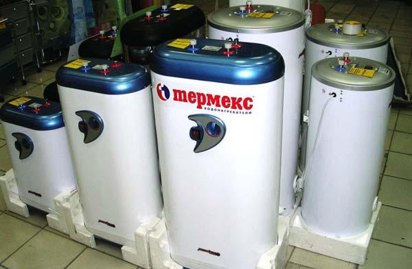 Подбор водонагревателя