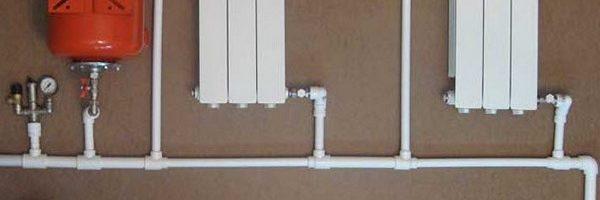 Как самому смонтировать отопление из полипропилена в частном доме