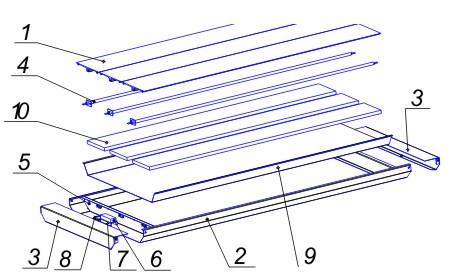 Схема инфракрасного