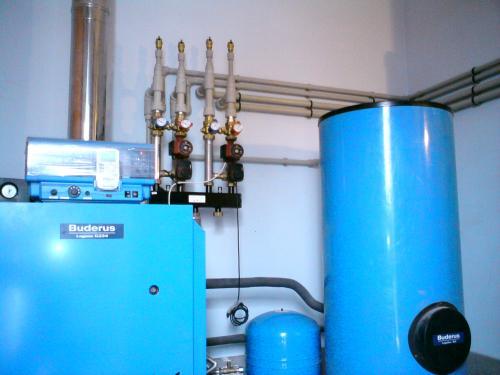 Газовые и дизельные отопительные комплексы