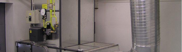 Устройство системы воздушного отопления своими руками