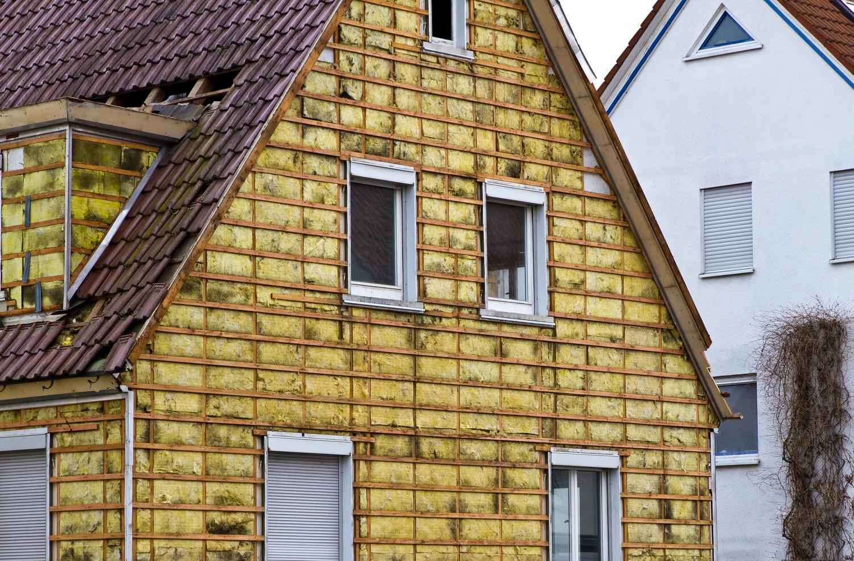 Утепление деревянных домов снаружи пеноплексом своими руками 15