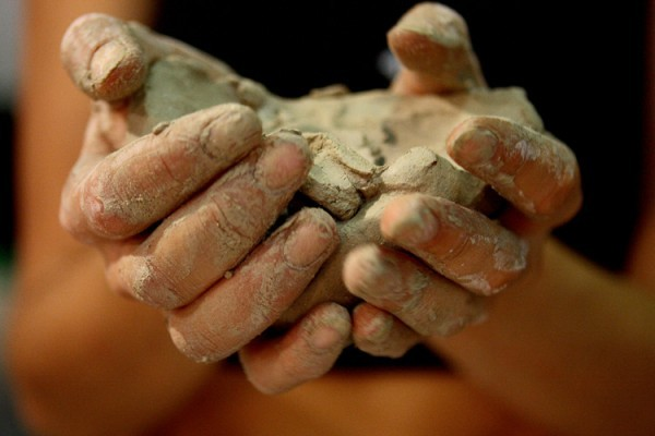Проверка готовности глины